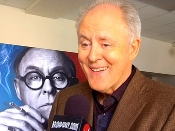 Extra! Extra! Watch John Lithgow, Margaret Colin, Boyd Gaines & Co. Spread the News of The Columnist