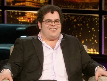 Book of Mormon's Josh Gad Talks Starring in Animal House on Chelsea Lately