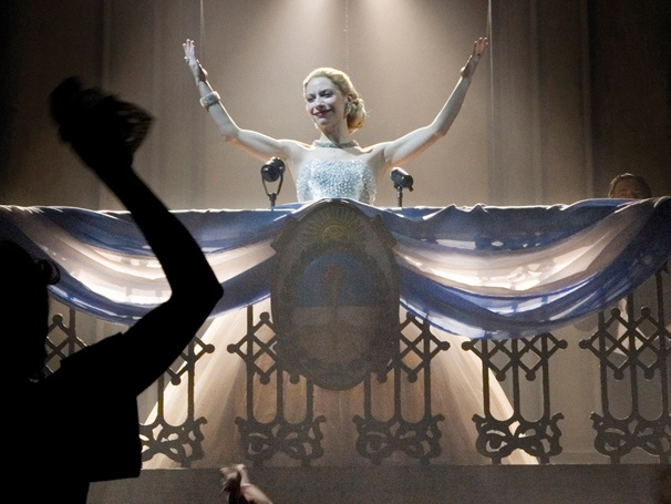 Evita Cancels March 14 Matinee Performance