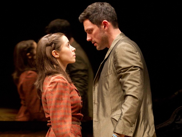 Once in a Lifetime Double Ask a Star: Steve Kazee and Cristin Milioti Are Taking Your Questions!