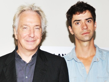 Alan Rickman and  Sigourney Weaver Will Star in Benefit Reading of Hamish Linklater's The Vandal