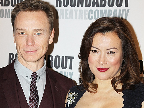 Meet Ben Daniels, Jennifer Tilly  & the Cast of Sex Farce Don't Dress For Dinner