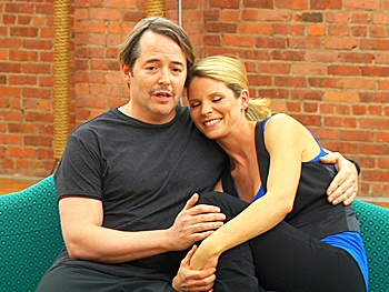 S'Wonderful! Watch Nice Work if You Can Get It Stars Matthew Broderick, Kelli O'Hara & Company in Rehearsal