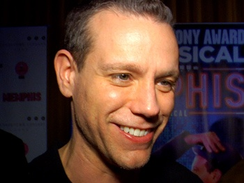 Adam Pascal, Montego Glover & Co. Celebrate 1,000 Broadway Performances of Memphis