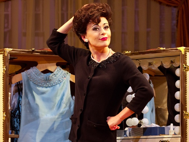 Tracie Bennett Takes on the Last Days of Judy Garland as End of the Rainbow Begins Performances