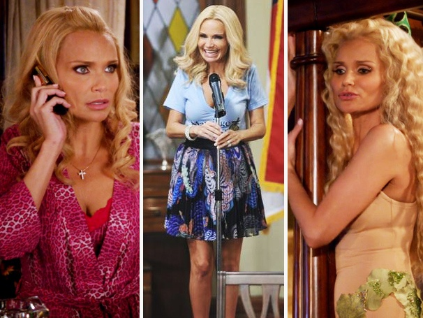 Good Cheno-Bits: Kristin Chenoweth Gets Biblical in the Bedroom on Episode 3 of GCB 
