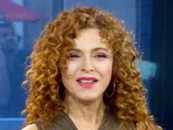 Watch Tony Winner Bernadette Peters Dish About Outshining Megan Hilty in Smash on Today