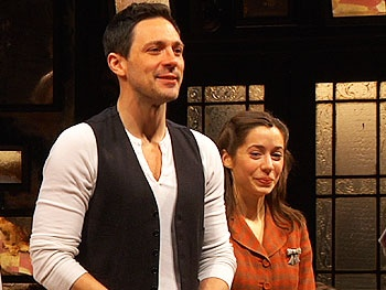 Steve Kazee, Cristin Milioti & More Share the Love as Once Opens on Broadway