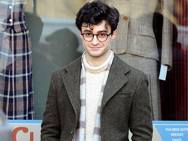 The Beat Goes On: First Look at Daniel Radcliffe as Poet Allen Ginsberg in Kill Your Darlings