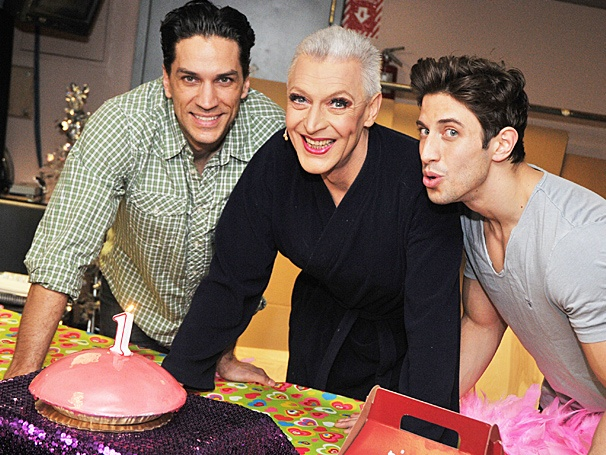 Sweet! Priscilla Queen of the Desert Celebrates Its First Broadway Birthday