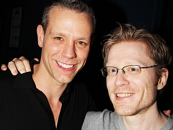 Rent Stars Anthony Rapp and Adam Pascal Plan Concert at Highline Ballroom