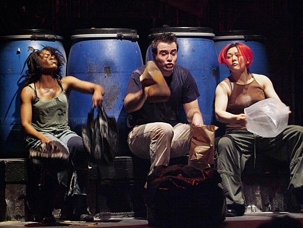 Behind the Scenes of Stomp: How the Creative Cast Bumps Beats with Brooms, Matchbooks and More