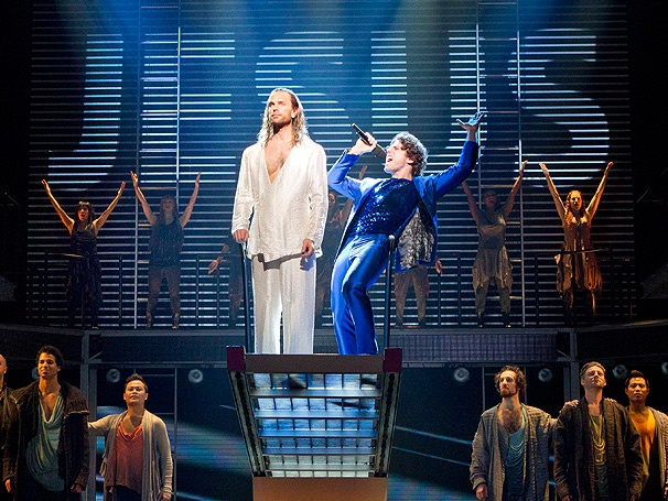 Hosanna! Jesus Christ Superstar Revival Opens on Broadway