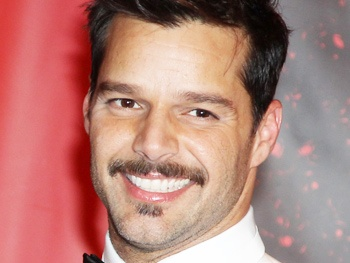 Evita's Ricky Martin Signs on to Star in a New TV Series