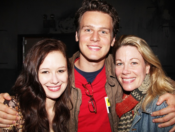 Tony-Nominated Glee Vet Jonathan Groff Takes In MCC's Carrie