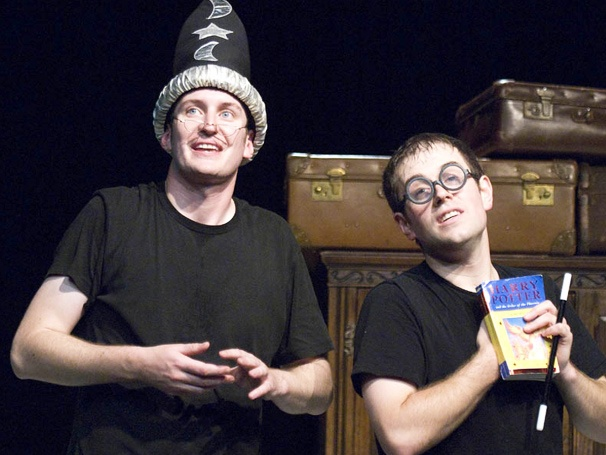 Performances Begin for Off-Broadway's Harry Potter Parody, Potted Potter