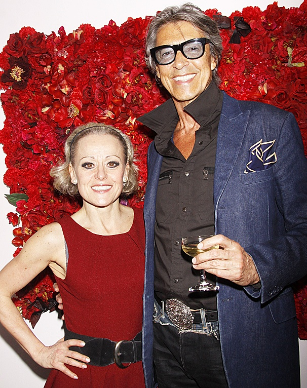 Tommy Tune Thrills to the Performance of Tracie Bennett in End of the Rainbow