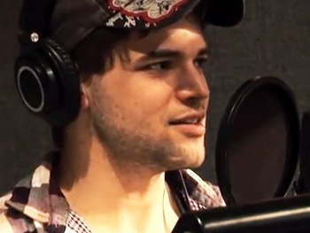 Go Behind the Scenes as Jeremy Jordan & Co. Record the Newsies Cast Album