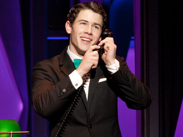 Release Date Set for Nick Jonas How to Succeed EP Recording 