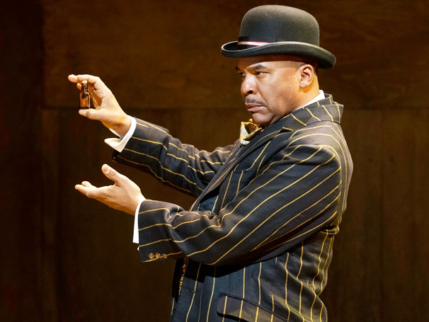 Porgy and Bess' David Alan Grier on Pimps, Vodka Enemas and the Power of YouTube