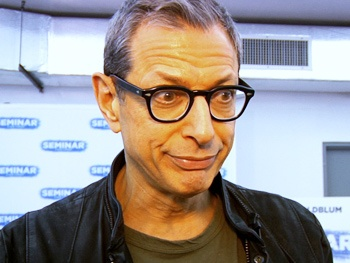 Jeff Goldblum & More Chat About Heading Back to Class in Seminar
