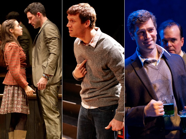 Once and Tribes Top Off-Broadway's Lucille Lortel Award Nominations