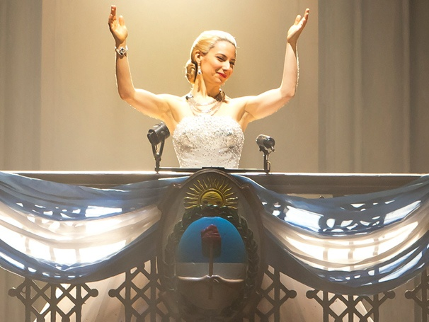 Elena Roger on Returning to Evita, Working with Ricky Martin and Meeting the Other Evas