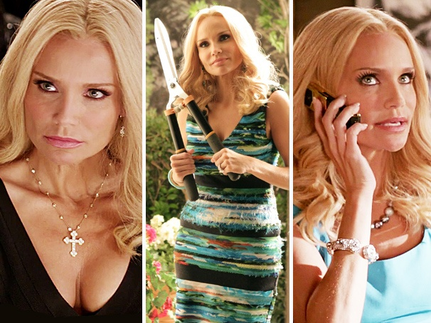 Good Cheno-Bits: Kristin Chenoweth Makes New Enemies on GCB
