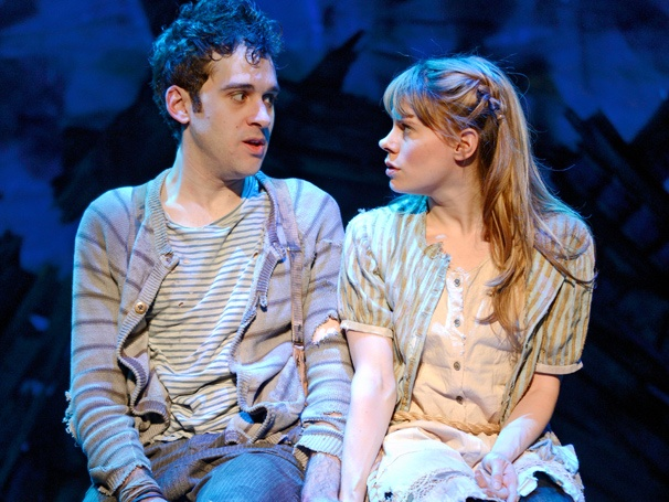 Take a Swashbuckling First Look at the Adventures of Adam Chanler-Berat, Celia Keenan-Bolger & More in Peter and the Starcatcher