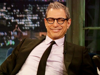 See Seminar Star Jeff Goldblum Show off His Trapeze Skills on Jimmy Fallon
