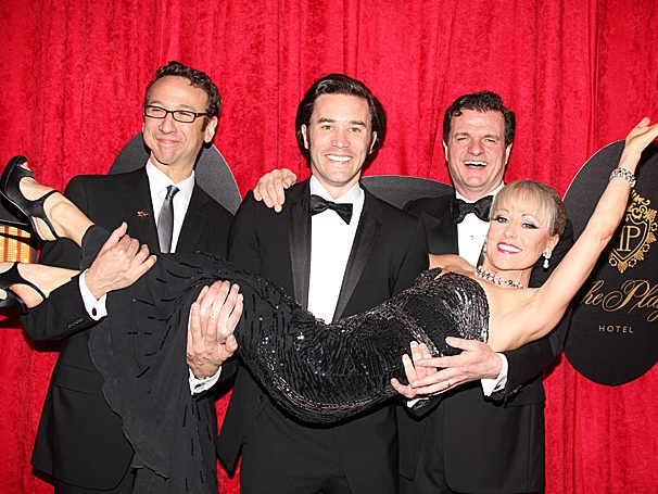 Judys Back! Tracie Bennett & Co. Make a Splash at the Opening of End of the Rainbow