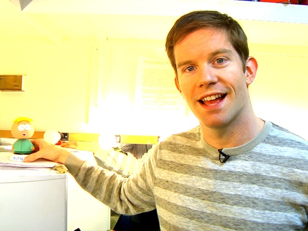 Tony Nominee Rory OMalley Shows Off His Dressing Room and His Dance Moves