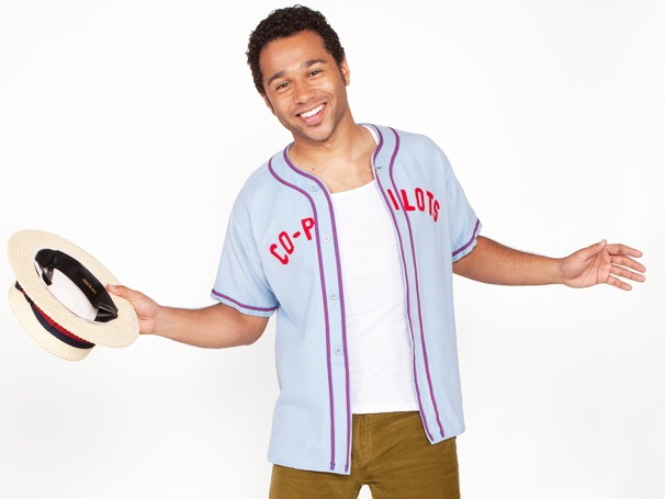 Prepare Ye the Way! Take a Heavenly First Look at Corbin Bleu as Jesus in Godspell
