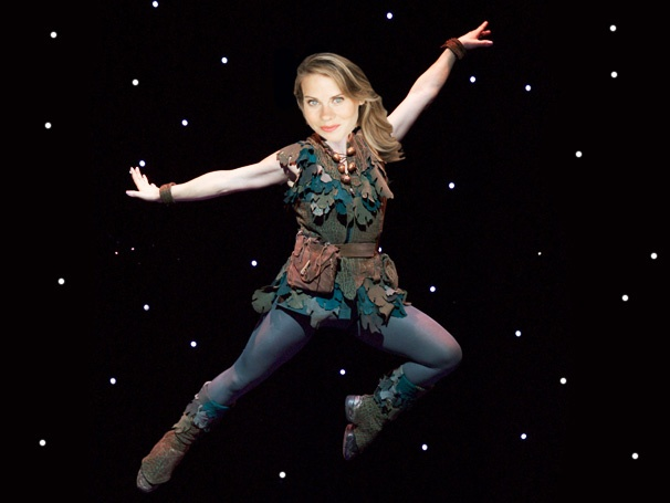 Would Starcatcher Star Celia Keenan-Bolger Fly on Broadway as Peter Pan? 'That Could Be Fun!'
