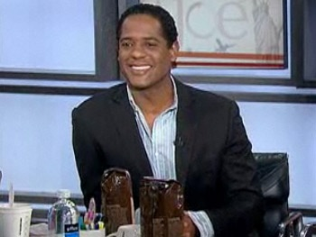 Streetcar Star Blair Underwood Talks Flexing His Theater Muscles on Morning Joe