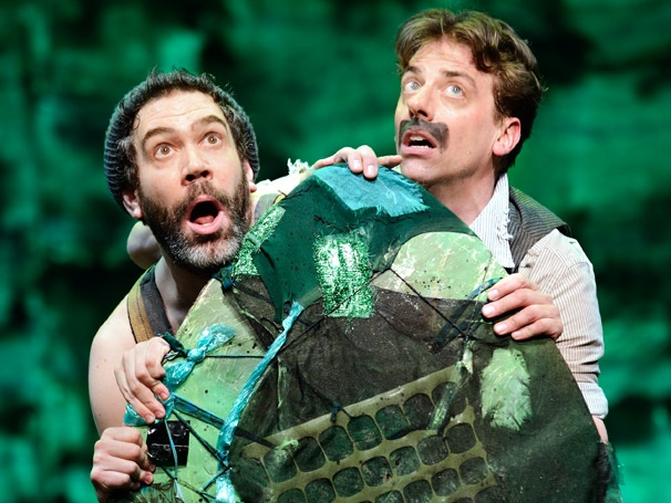 Christian Borle on the Thrill of Jumping from Smash to Peter and the Starcatcher