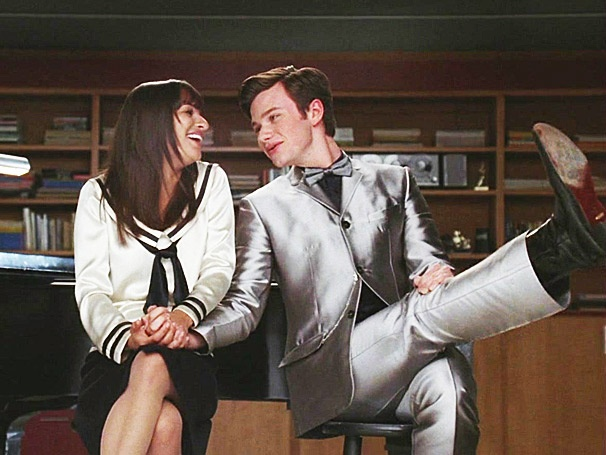 Hear Lea Michele and Chris Colfer Tackle the Les Miz Anthem 'Bring Him Home' on Glee