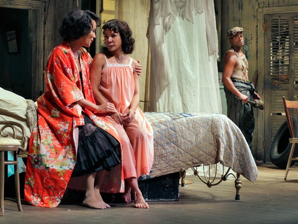 Take a First Look at Broadway's Steamy, Starry Streetcar Named Desire Revival
