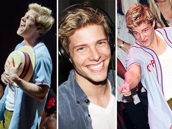 Hunter Parrish Reflects on His Heavenly Time as Jesus in Godspell