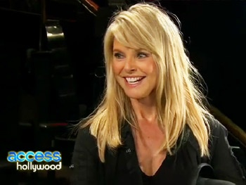 Watch Chicago's Christie Brinkley Dish on Belting Show Tunes with Billy Joel on Access Hollywood