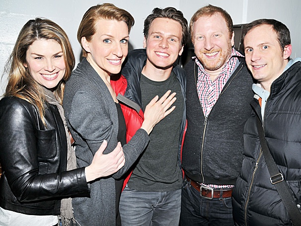 Jonathan Groff Enters the Off-Broadway Universe of Now. Here. This.