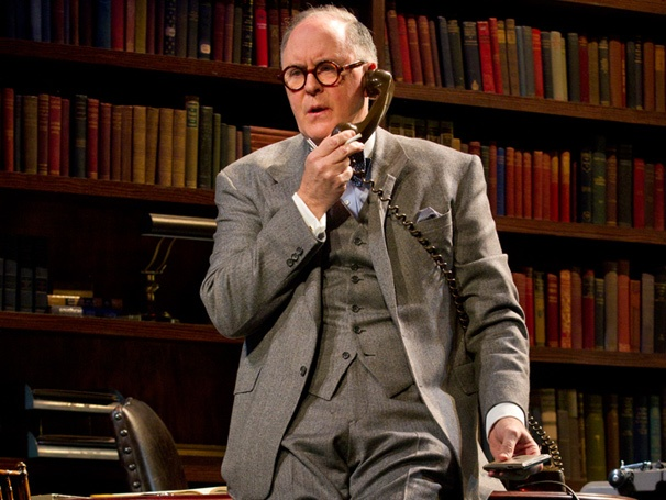 Breaking News! The Columnist, Starring John Lithgow, Opens On Broadway