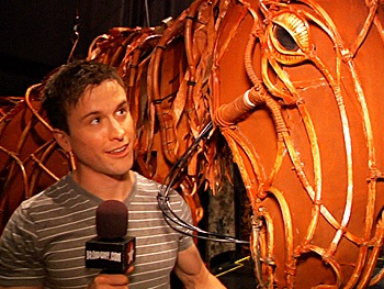 Take a Backstage Tour and Get an Inside Look at the Magic of War Horse on Broadway
