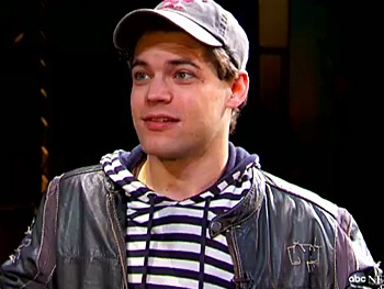 Watch Jeremy Jordan and the Cast of Newsies Take Over GMA