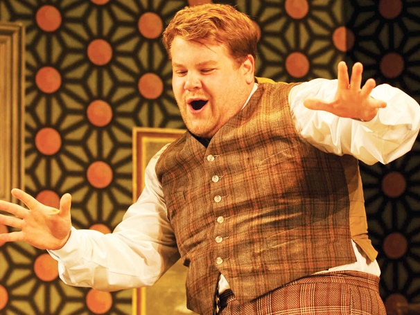 One Man, Two Guvnors Tony Winner James Corden on His Busy New York Life: All My Dreams Are Coming True 