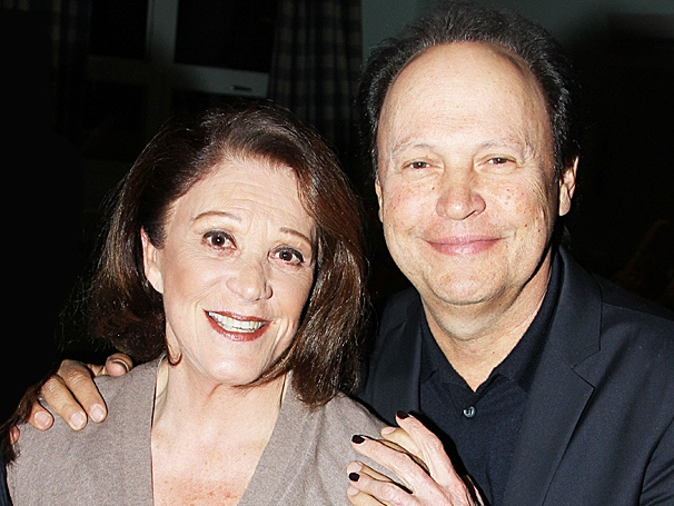 Billy Crystal and Neil Simon Visit Linda Lavin & Co. at The Lyons