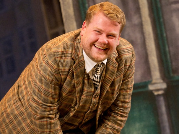 One Man, Two Guvnors' James Corden on His Year of Becoming a Dad and Bona Fide Stage Star