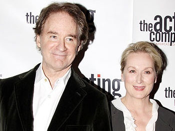 Meryl Streep & Kevin Kline to Headline Reading of Romeo & Juliet at Shakespeare in the Park Gala