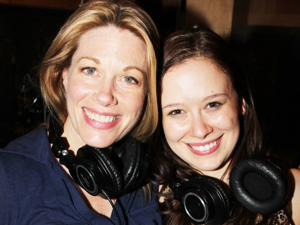 Molly Ranson, Marin Mazzie & Co. Step Into the Studio for a Cast Recording of Carrie
