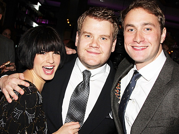 It's an Opening Night of Laughter and Love for James Corden & One Man, Two Guvnors